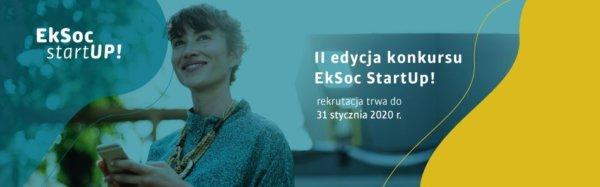 Konkurs EkSoc StartUP!
